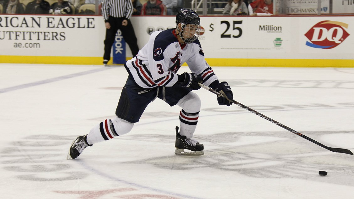 Prisuta on Pucks: Colonials Remain Confident - Robert Morris