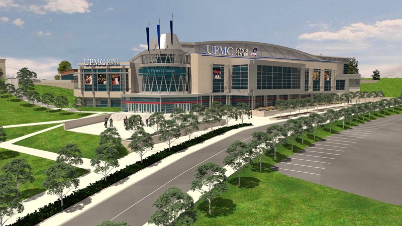 Robert Morris To Build UPMC Events Center - Robert Morris University