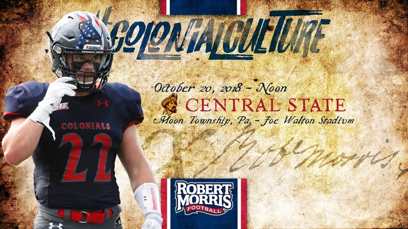 Two Game Homestand Begins Against Central State - Robert