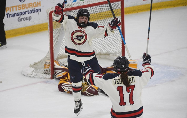 Women's Hockey Ranked For First Time Since 2018