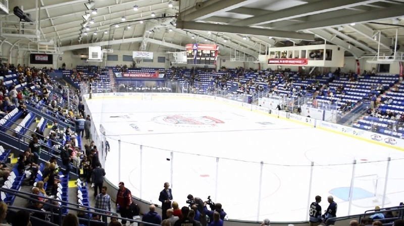 Men's Hockey To Play Exhibition At Iconic Johnstown Venue