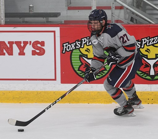 Cooper Earns First Career Win As Colonials Take Down Holy Cross - Robert Morris University Athletics